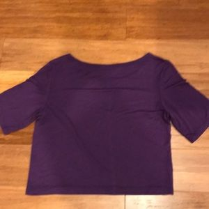 PIKO Tops - Cropped PIKO- Worn ONCE!!!!